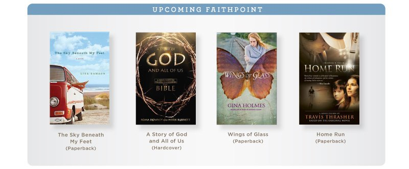 Upcoming Faithpoint