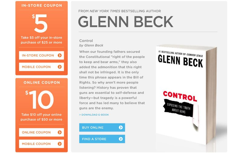 Control by Glenn Beck