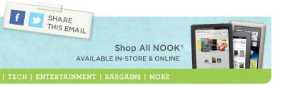 NOOK - Available In Stores & Online